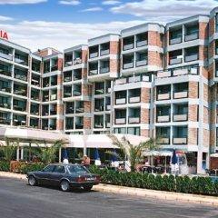 Hotel Aktinia Солнечный берег парковка