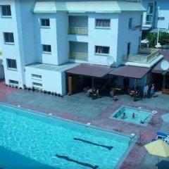 Отель Kokkinos Hotel Apartments Кипр, Протарас - отзывы, цены и фото номеров - забронировать отель Kokkinos Hotel Apartments онлайн бассейн фото 3