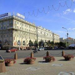 Апартаменты VIP Apartment Minsk фитнесс-зал