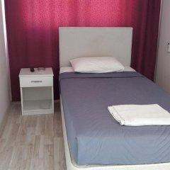 Отель Manavgat Motel сейф в номере
