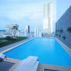 Отель EDELE Нячанг бассейн