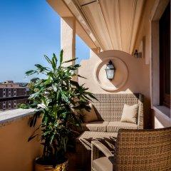 Radisson Blu GHR Hotel, Rome балкон