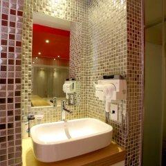 Отель Hwagok Lush Hotel Южная Корея, Сеул - отзывы, цены и фото номеров - забронировать отель Hwagok Lush Hotel онлайн ванная фото 11