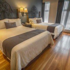 Отель Zocalo Central Mexico City Мексика, Мехико - отзывы, цены и фото номеров - забронировать отель Zocalo Central Mexico City онлайн комната для гостей фото 3