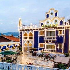 Отель Xiamen Feisu Zhu Na Er Holiday Villa Китай, Сямынь - отзывы, цены и фото номеров - забронировать отель Xiamen Feisu Zhu Na Er Holiday Villa онлайн бассейн