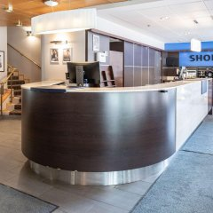 Отель Scandic Kaisaniemi Финляндия, Хельсинки - - забронировать отель Scandic Kaisaniemi, цены и фото номеров интерьер отеля