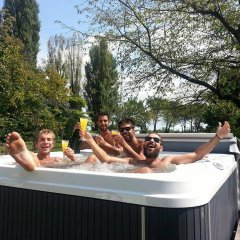 Отель Mulinoantico Италия, Лимена - отзывы, цены и фото номеров - забронировать отель Mulinoantico онлайн бассейн фото 2
