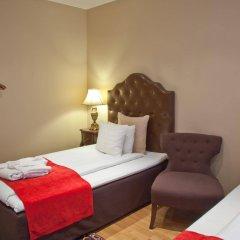 Отель Best Western Karlaplan Стокгольм комната для гостей