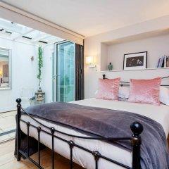 Отель The Secret Atrium Великобритания, Лондон - отзывы, цены и фото номеров - забронировать отель The Secret Atrium онлайн комната для гостей фото 3