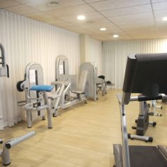 Отель Eurosalou & Spa Испания, Салоу - 4 отзыва об отеле, цены и фото номеров - забронировать отель Eurosalou & Spa онлайн фитнесс-зал