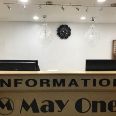 Отель Mayone Hotel Южная Корея, Сеул - отзывы, цены и фото номеров - забронировать отель Mayone Hotel онлайн интерьер отеля