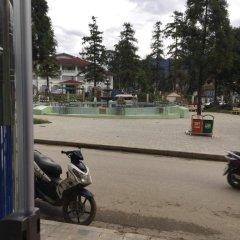 Отель Happy Sapa Hotel Вьетнам, Шапа - отзывы, цены и фото номеров - забронировать отель Happy Sapa Hotel онлайн парковка