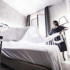 Отель Arli Business And Wellness Бергамо комната для гостей фото 5