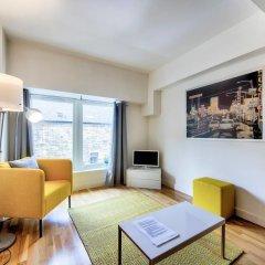 Отель Home Central Apartment Великобритания, Эдинбург - отзывы, цены и фото номеров - забронировать отель Home Central Apartment онлайн комната для гостей фото 2