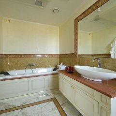Отель Miramare Италия, Ситта-Сант-Анджело - отзывы, цены и фото номеров - забронировать отель Miramare онлайн ванная