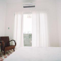 Отель Iamsaigon Homestay 100 Profit For Orphanage комната для гостей фото 5
