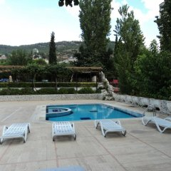 Izethan Hotel Турция, Мугла - отзывы, цены и фото номеров - забронировать отель Izethan Hotel онлайн бассейн фото 3