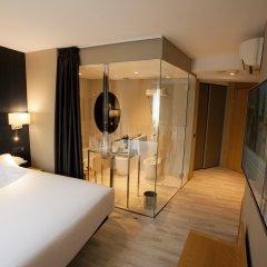 Отель Plaza Испания, Ла-Корунья - отзывы, цены и фото номеров - забронировать отель Plaza онлайн комната для гостей фото 5