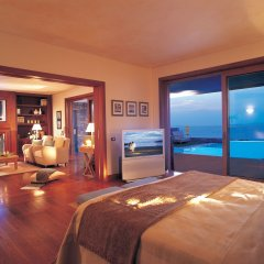 Отель Grand Resort Lagonissi сауна