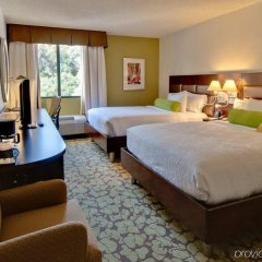 Отель Hilton Garden Inn Los Angeles/Hollywood Лос-Анджелес комната для гостей фото 5