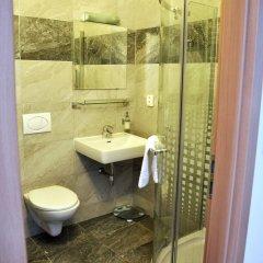 Отель ADC Design Apartmány Чехия, Брно - отзывы, цены и фото номеров - забронировать отель ADC Design Apartmány онлайн ванная