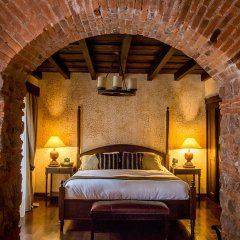 El Convento Boutique Hotel Алотенанго комната для гостей фото 4