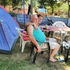 Mavi Cennet Camping Pansiyon Турция, Сиде - отзывы, цены и фото номеров - забронировать отель Mavi Cennet Camping Pansiyon онлайн бассейн