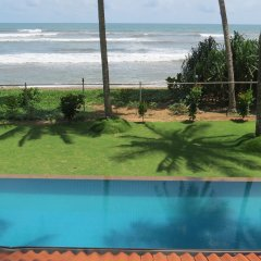 Отель Вилла Maresia Beach бассейн фото 3