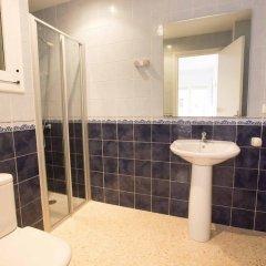 Отель Blanes Condal Испания, Бланес - отзывы, цены и фото номеров - забронировать отель Blanes Condal онлайн ванная фото 2