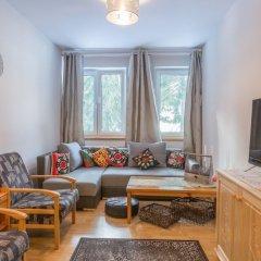 Апартаменты Agat Apartment Закопане комната для гостей