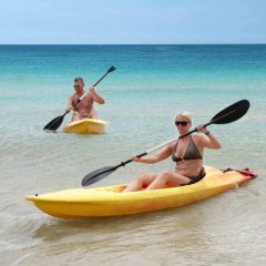 Отель APSARA Beachfront Resort and Villa фото 3