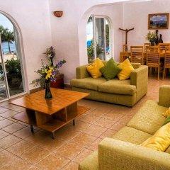 Отель Villa Oceano Мексика, Сан-Хосе-дель-Кабо - отзывы, цены и фото номеров - забронировать отель Villa Oceano онлайн интерьер отеля