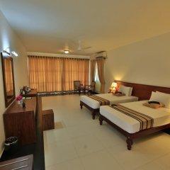 Отель Passi Villas Passikudah комната для гостей фото 3