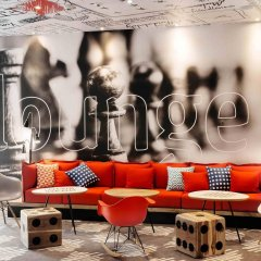 Отель Ibis Gdansk Stare Miasto Гданьск гостиничный бар