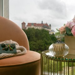 Queen Boutique Hotel балкон