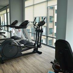 Отель Wooden Suites (the Rich @sathorn-taksin) Бангкок фитнесс-зал фото 4
