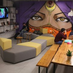 Отель Nomads Hostel Иордания, Амман - отзывы, цены и фото номеров - забронировать отель Nomads Hostel онлайн интерьер отеля фото 2