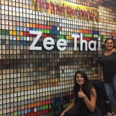 Zee Thai Hostel Бангкок детские мероприятия