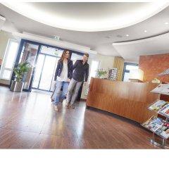 Отель Best Western Premier Airporthotel Fontane Berlin Германия, Берлин - 1 отзыв об отеле, цены и фото номеров - забронировать отель Best Western Premier Airporthotel Fontane Berlin онлайн интерьер отеля фото 3