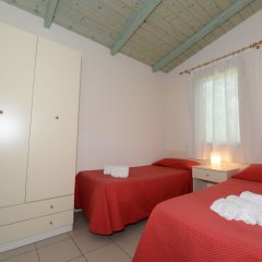 Отель Nuovo Natural Village Потенца-Пичена комната для гостей фото 3