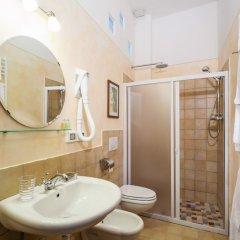 Отель La Valle di Monna Lisa ванная фото 2