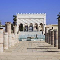Отель Ibis Rabat Agdal Марокко, Рабат - отзывы, цены и фото номеров - забронировать отель Ibis Rabat Agdal онлайн приотельная территория фото 2