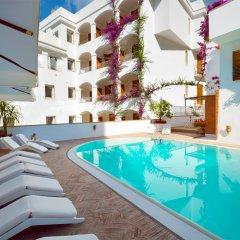 Отель Villa Romana Hotel & Spa Италия, Минори - отзывы, цены и фото номеров - забронировать отель Villa Romana Hotel & Spa онлайн бассейн