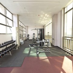 Mandarin Plaza Hotel фитнесс-зал фото 3