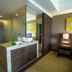 Отель Hyatt Regency Kinabalu Малайзия, Кота-Кинабалу - отзывы, цены и фото номеров - забронировать отель Hyatt Regency Kinabalu онлайн удобства в номере фото 2