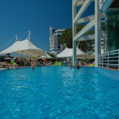 Hotel Grand Victoria бассейн фото 4