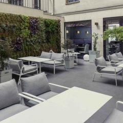 Отель Mercure Paris Opéra Garnier бассейн