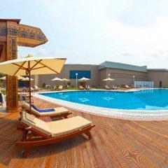 Отель Ledgerplaza Maya Maya Республика Конго, Браззавиль - отзывы, цены и фото номеров - забронировать отель Ledgerplaza Maya Maya онлайн бассейн