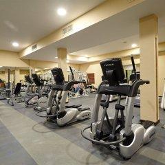 Отель Turyaa Kalutara фитнесс-зал