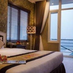 Отель Hanoi Morning Hotel Вьетнам, Ханой - отзывы, цены и фото номеров - забронировать отель Hanoi Morning Hotel онлайн комната для гостей фото 5